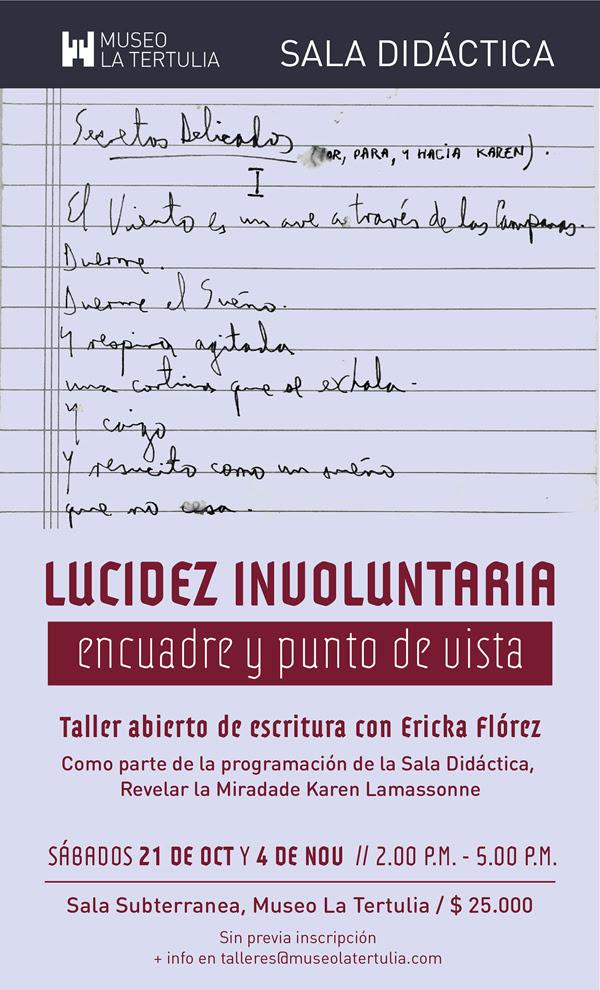 LICIDEZ INVOLUNTARIA ENCUADRE Y PUNTO DE VISTA | Sí Hay Para Hacer